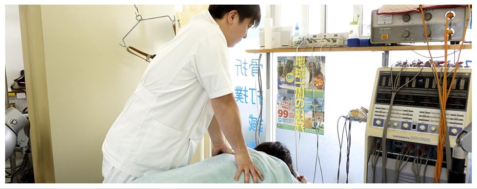 松原市、羽曳野市 恵我ノ荘の鍼灸・整骨は[打浪鍼灸整骨院] 腰痛・肩こり・不眠でお悩みの方に。リラクゼーションマッサージも行っております。